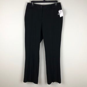 Cleo Every Body Black Slimming Trouser - 8 Petite